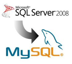 Migration of data from Microsoft SQL to mySQL