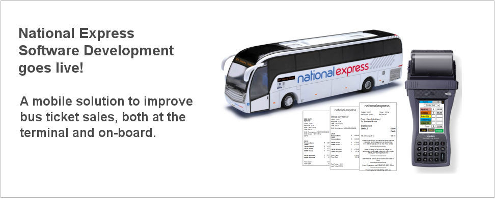 National Express Embedded Software Development
